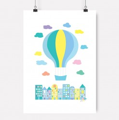 Byballong Ny