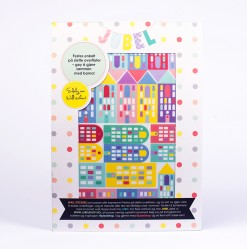 Jubelby-wall-stickers-foran-jubel-jubelshop-barnerom-fargerike