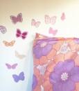 Sommerfugler wall stickers