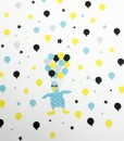 Wall-stickers-vegg-ballongflamingo-turkis