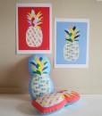 jubel-jubelshop-ananas-pute-puter-plakat