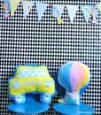 jubel-jubelshop-puter-pute-barnerom-bil-luftballong