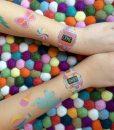 jubel-tatovering-elefanttatovering-midlertidig-fake-tattoo-barnetatovering-juksetatovering-barneklokke-klokketatovering-jubelshop-luftballong-leke-barn